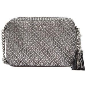 Michael Kors Medium Metallic Camera Bag